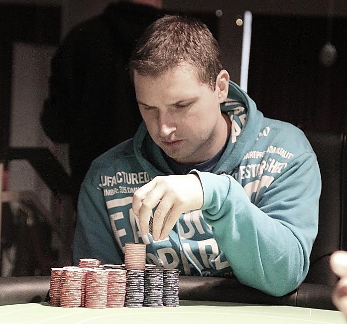 David Taborsky auf Platz 3 ausgeschieden