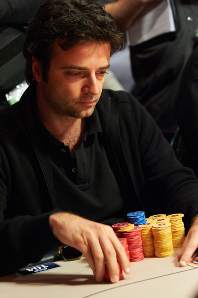 Fabrice Soulier Eliminated in 11th Place (€36,000)
